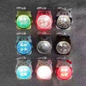 Quạt đèn Kim tuyến Mèo lùn Mã 998 giá sỉ