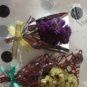 Hoa khô mini handmade - 10 cm - 12 cm giá sỉ