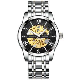 Đồng hồ nam cơ Tevise t9005a giá sỉ