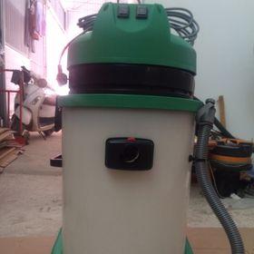 Máy hút bụi công nghiệp thùng nhựa Palada PD-603J giá sỉ