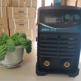 Máy hàn điện tử, Inverter CET MMA-315, Máy hàn cho thợ, xác to giá sỉ