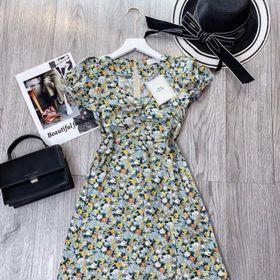 váy hoa 06 giá sỉ
