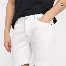Quần Short Jeans nam (2 màu)