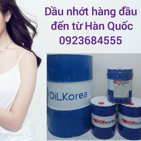 DẦU NHỚT HÀN QUỐC OIL KOREA giá sỉ