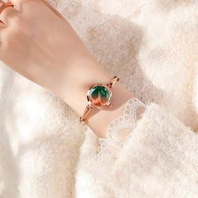 Đồng hồ nữ thời trang KIMIO 6406 dây rút giá sỉ