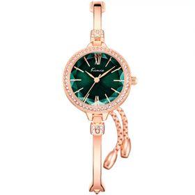 Đồng hồ nữ thời trang KIMIO 6416 dây rút giá sỉ