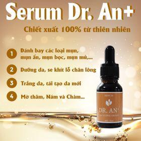 serum trị mụn dr.an+
