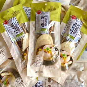 Gia vị gà hầm sâm Hàn Quốc giá sỉ