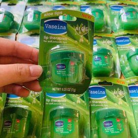 Lố 12 son dưỡng môi nha đam vaseina giá sỉ