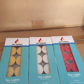 Nến Tealight Cát Tường - Gía cả và tận rể giá sỉ