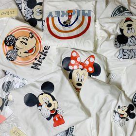 áo phông mickey 10 mẫu