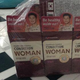 Viên uống Collagen, cấp ẩm Condition Woman (Hộp 90 viên) giá sỉ