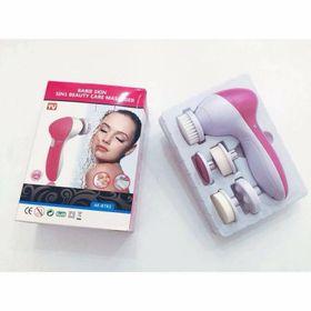 Máy Massage Rửa Mặt 5 In 1 Beauty Care - Sở hữu làn da khỏe đẹp, căng mịn, trắng hồng tự nhiên giá sỉ