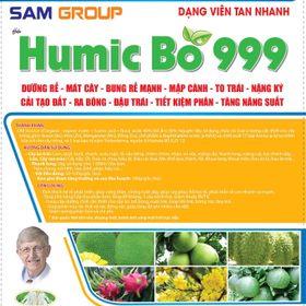 Humic Bo phân bón chuyên dùng kích rễ cây trồng giá sỉ