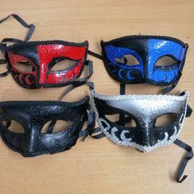 Mặt nạ nửa mặt hóa trang cho nam và nữ giá sỉ
