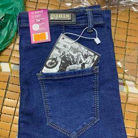 Quần Jeans nữ lưng thường
