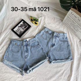 Quần jean nữ ngắn size đại giá sỉ