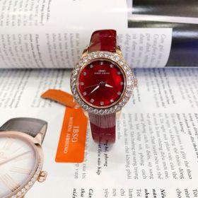 Đồng hồ nữ cao cấp dây da IBSO (nội địa trung) giá sỉ