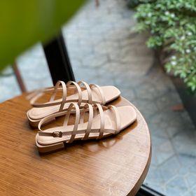 Giày sandal dây ngang cá tính giá sỉ