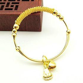 Vòng tay bracelet bồ tát vàng giá sỉ