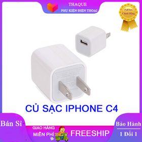 Củ sạc C4 cho iphone giá sỉ