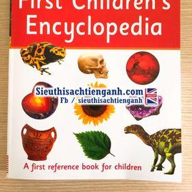 Bách khoa tri thức First Children Encycopedia -A4
