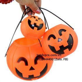 Sỉ đèn lồng bí ngô Halloween giá sỉ