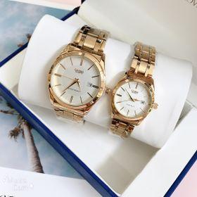 Đồng hồ đôi CA.SIO (SALE OFF) giá sỉ