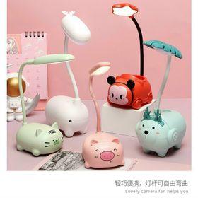 Đèn học con lợn cho bé giá sỉ