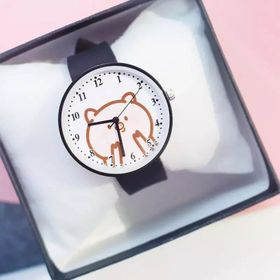 Đồng hồ trẻ em mặt tròn giá sỉ
