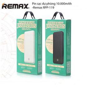 Pin dự phòng 10000mah Remax RPP-119 giá sỉ