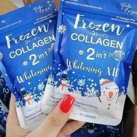Viên uống collagen trắng da FROZEN THÁI LAN giá sỉ