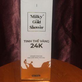 Milky Gold Shower - Tinh thể vàng 24K giá sỉ