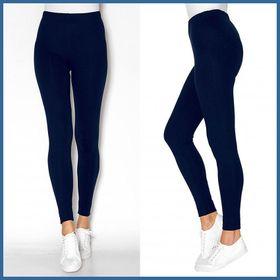 Quần Legging Nữ M2Hello MS013, quần nâng mông, quần thun ôm nữ cao cấp dài xanh navy, thun co giãn 4 chiều, vải đẹp mềm