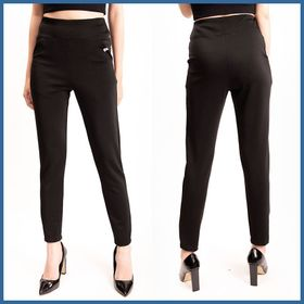 Quần Legging Nữ M2Hello MS111, quần nâng mông, quần thun ôm nữ cao cấp dài màu đen, thun co giãn 4 chiều, vải đẹp mềm