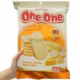 Bánh gạo One One vị phô mai bắp giá sỉ