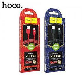 Cáp sạc Hoco X14 PRO có đèn - Dài 2M TypeC giá sỉ
