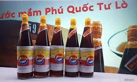 Nước mắm Phú Quốc Tư Lò 10 chai 650ml 42 độ đạm giá sỉ