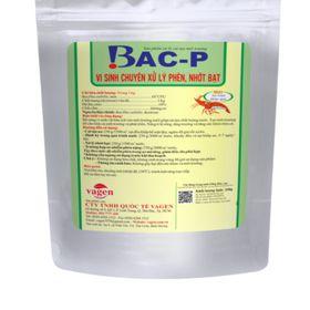 BAC-P - Vi sinh xử lý phèn ao nuôi tôm giá sỉ