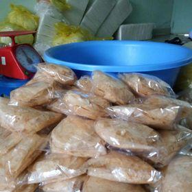 Chuyên sỉ Bánh tráng Muối nhuyễn Xì ke Tây Ninh - Bánh tráng Tây Ninh - BÁNH TRÁNG MUỐI NHUYỄN AN AN