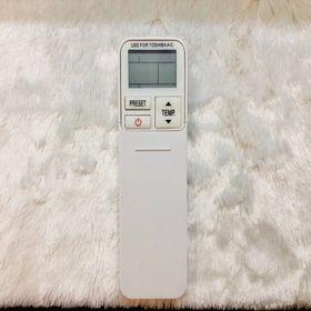 Remote Điều Khiển Máy Lạnh TOSHIIBA Nắp Trượt giá sỉ