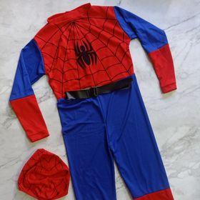Bộ người nhện thun bé trai giá sỉ giá sỉ