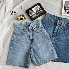 Quần ngố jean nữ size đại Ms25 kho chuyên sỉ jean 2KJean giá sỉ