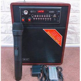 Loa kéo karaoke Zansong A062 TO - tặng kèm mic Không dây giá sỉ