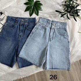 Quần ngố jean nữ size đại Ms26 kho chuyên sỉ jean 2KJean giá sỉ