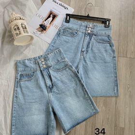Quần ngố jean nữ size đại Ms34 kho chuyên sỉ jean 2Kjean giá sỉ