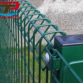 Hàng rào sơn tĩnh điện, hàng rào , hàng rào bọc nhựa giá sỉ