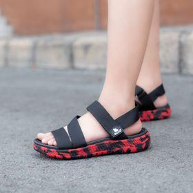 Giày sandal nam thể thao, dép quai hậu nam - Datshoes HA13 giá sỉ