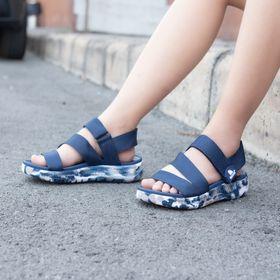 Giày sandal nam thể thao, dép quai hậu nam - Datshoes HA14 giá sỉ