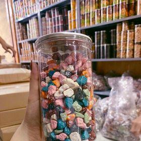 Kẹo sỏi nhiều màu 500g giá sỉ
